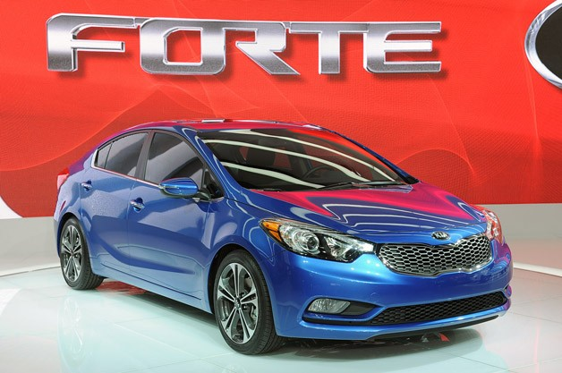 Kia Forte